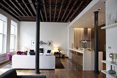 Tribeca Warehouse Loft