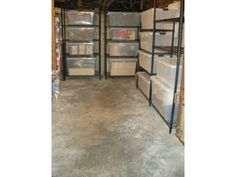 basement organization