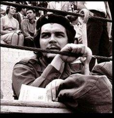 Comandante Ernesto Che Guevara - the Argentine-Cuban guerrilla fighter, revolutionary leader,. Karl Marx, Che Guevara Images, Viva Cuba, Ernesto Che Guevara, Fidel Castro, Red Army, World Leaders, Guerrilla, Popular Culture