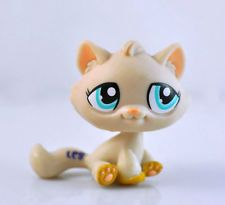 Littlest Pet Shop Cat Collection Child Girl Figure Toy Loose Rare LPS717