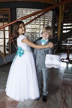 Roupas dos pajens e damas   http://casandoembh.com.br/roupas-trajes-damas/