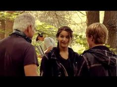 Hunger Games Cast behind the scenes- so funny!! Love this movie! :)