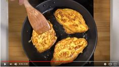 Learn how to make Eggnog French Toast from us, you will be surprise by how easy it is! Croissant French Toast, Eggnog French Toast, Croissant Recipe, Make French Toast, Chef App, Creamy Cauliflower Sauce, Buttery Shrimp, Seafood Recipes, Cooking Recipes
