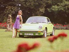 Das von 1973 bis 1989 gebaute G-Modell – hier ein Porsche 911 S 2.7 Coupé von 1974.