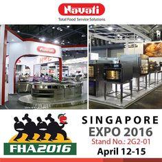 """We are looking forward to welcoming you at FHA Singapore 2016. #nayati #nayatikitchen #professionalkitchen #professionalrestaurant #professionalchef…"""
