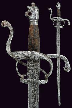 A sword, France, 16th century