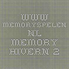 www.memoryspelen.nl Memory hivern 2