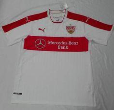 Camiseta Stuttgart 1ª 2016/2017