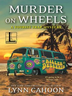 Now that Kacey Austin has got her new gluten-free dessert truck up and running, there's no curbing her enthusiasm--not even when someone vandalizes the vehicle and steals her recipes. But when Kacey turns up dead on the beach and Jill's best friend Sadie becomes the prime suspect, Jill needs to step on it to serve the real killer some just desserts.