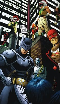 Knight and Squire DC Comics   Knight - DC Comics - Knight and Squire - Ultramarines - Cornell