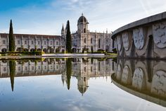 Pasteis de Belém - Lisbonne / Pastel de Nata Monuments, Mount Rushmore, Portugal, Mountains, Places, Christian, Nature, Voici, Travel
