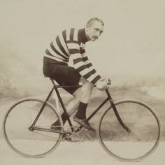 Le cycliste Stein, collection Jules Beau