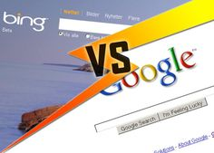 Does Anyone Believe Bing's Google Challenge?  Apparently the marketing minds at Microsoft remember the Pepsi challenge, as well. The latest string of commercials from the technology giant pit Bing against Google, with passersby choosing which search results they prefer. Web surfers prefer Bing in a blind test, the ad seems to say, but those of us watching at home likely asked a question similar to the one we asked in the 70s