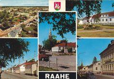 Kuva: RAAHE KUULTOKUVA O 1210 Vintage Postcards, Finland, Traveling, Polaroid Film, Album, Vintage Travel Postcards, Viajes, Trips, Travel