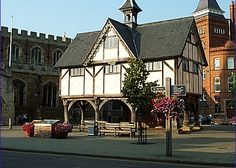 Market Harborough-I currently live here and yes it is special...