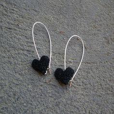 earings hearts
