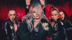 CL - 'HELLO BITCHES' DANCE PERFORMANCE VIDEO...I can't get this song out of my head!!!