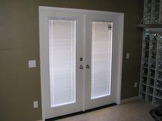 French Doors With Built In Blinds | Door Guy French Doors   Internal Blinds