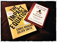 The Impact of Amazing Things (A Double Whammy Book Review)