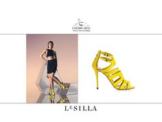 Enjoy the twist of fun from #LeSilla - bright tropical colors for your #summer! Discover them exclusively in #CherryHeel #Barcelona.  #shoes #iloveshoes #shoppingbarcelona #summer2014 #madeinitaly #luxury #style #woman #fashion #redcarpet #italianfashion #italianstyle #bestshop #bestshoes #musthaves