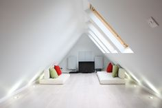 Thinking of a simple velux loft conversion with minimal construction? Receive a free quote surrounding your velux loft conversion cost, plans & ideas
