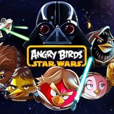 Star Wars & Angry Birds AMAZEBALLS