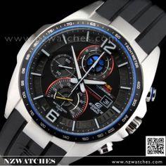 Casio Edifice x Infiniti Red Bull Racing Limited Edition Chronograph Watch EFR-528RBP-1A, EFR528RBP