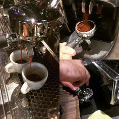 So wird Espresso gebrüht #herzogkaffee #deinubu