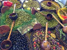 Provence food market
