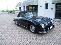 1957 Porsche 356A 1600 Super T2