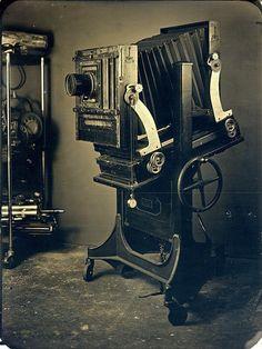11 x 14 Deardorff 1/4 Plate Daguerreotype