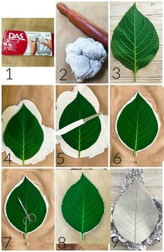 Clay Leaf Bowls - Easy DIY Project - 2 Bees in a Pod - Tutorial for clay leaf b. - Clay Leaf Bowls – Easy DIY Project – 2 Bees in a Pod – Tutorial for clay leaf bowls Informati - Clay Crafts For Kids, Crafts For Teens To Make, Fall Crafts, Crafts To Sell, Diy And Crafts, Sell Diy, Kids Diy, Air Dry Clay Ideas For Kids, Decor Crafts