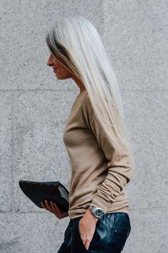 Vogue UK editor Sarah Harris
