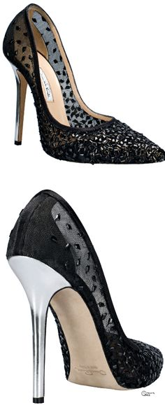 Oscar de la Renta ● Fall 2014 2015 I had a long pair of these a long time ago. Dream Shoes, Crazy Shoes, Me Too Shoes, Look Fashion, Fashion Shoes, Shoe Boots, Shoes Heels, All About Shoes, Beautiful Shoes