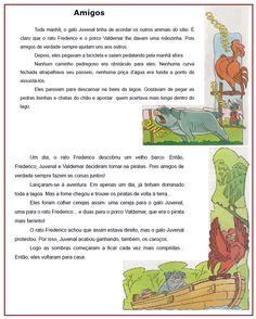 Estudo de Texto: Amigos       Rérida Maria
