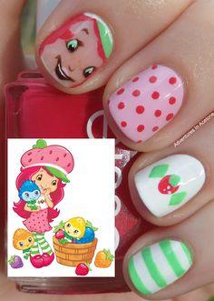 She's Very Sweet, Strawberry Shortcake...