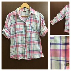 In store now: Checked - Pink Gr..., visit http://ftfy.bargains/products/checked-pink-green-blue-checks-on-white-shirt?utm_campaign=social_autopilot&utm_source=pin&utm_medium=pin  #amazing #affordable #fashion #stylish