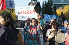So much is at stake here and it is up to all of us to continue to stand with Standing Rock. Take action today!