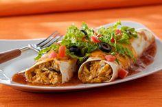 Halibut Enchiladas recipe