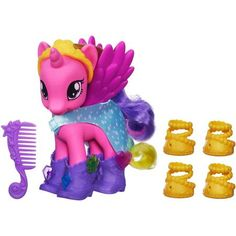 My Little Pony Fashion Style Princess Cadance Figure