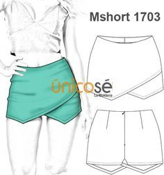 Modelos de falda chor  #falda #modelos #modelosdeFalda