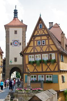 As the story goes, in 1631 Rothenburg ob der Tauber was conquered & the leader of the occupying troops promised to spare the town if the mayor could drink 3 liters of wine in one go. He did, and it saved the city.