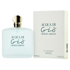 Acqua Di Gio By Giorgio Armani Edt Spray Oz. Edt spray oz design house: giorgio armani year introduced: 1995 fragrance notes: fresh floral, sweet pea, jasmine recommended use: daytime Perfume Armani, Armani Perfume For Women, Perfume Hermes, Perfume Diesel, Perfume Store, Perfume And Cologne, Homemade Beauty Products, Lotions, Make Up