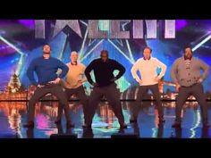 見るからに冴えないオッサン達がダンスを披露… - YouTube