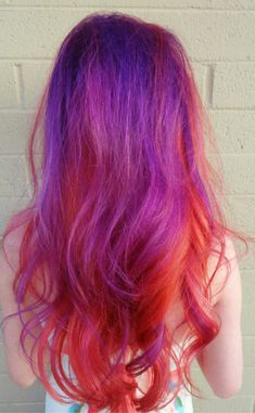 - All For Hair Color Trending Hair Color Cream, Hair Color Purple, Green Hair, Pastel Purple, Pink, Dreads, Color Fantasia, Sunset Hair, Colored Hair Tips