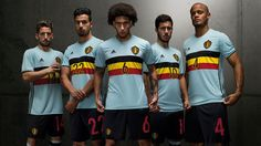 Euro 2016 Kits Overview - All UEFA EURO 2016 Jerseys: Updated 18/03/16 - Footy Headlines