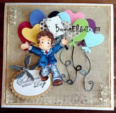 Magnolia Edwin Ballon Birthday card http://ellabella-kreativ.blogspot.de/2015/06/happyballons.html