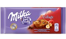 Milka Βατόμουρο Κολάζ