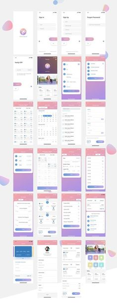 This is our daily iOS app design inspiration article for our loyal readers. Every day we are showcasing a iOS app design whether live on app stores or only designed as concept. Ios App Design, Mobile App Design, Design Web, Mobile Ui, Wireframe Mobile, Android App Design, Iphone App Design, Android Apps, Apps App