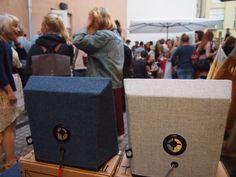 Uploud Audio / Design Speakers from Helsinki, Finland Audio Design, Never Again, Hifi Audio, Loudspeaker, Grand Opening, Helsinki, Speakers, Finland, Pop Up